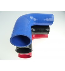 45-51mm Länge 200mm - Reducer 90° Silikon - REDOX