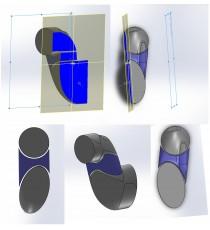 Werkzeuge Modell Kunde in 3mm