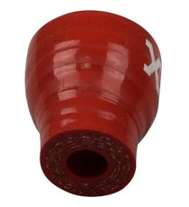 8-20mm Länge 30mm - Reducer Recht Silikon Feste Innenschicht Kohlenwasserstoff - REDOX