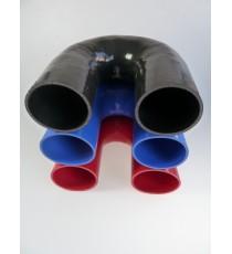 102mm - Winkel 180 ° Silikon - REDOX