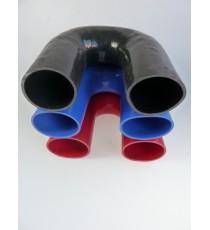 95mm - Winkel 180 ° Silikon - REDOX