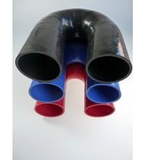 85mm - Winkel 180 ° Silikon - REDOX