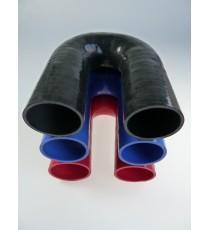 57mm - Winkel 180 ° Silikon - REDOX