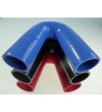 45mm - Winkel 135 ° Silikon - REDOX