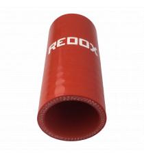 35mm - gerade Hülse, innere kohlenwasserstoffbeständige 100mm Länge - REDOX