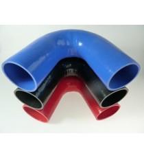 90mm - Winkel 135 ° Silikon - REDOX