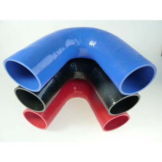 85mm - Winkel 135 ° Silikon - REDOX
