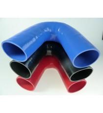 80mm - Winkel 135 ° Silikon - REDOX