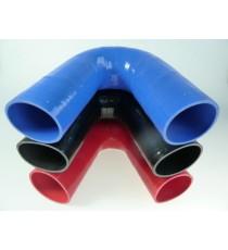 76mm - Winkel 135 ° Silikon - REDOX