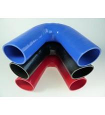 70mm - Winkel 135 ° Silikon - REDOX