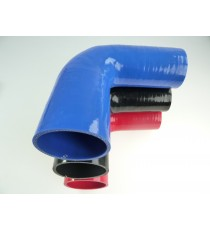 63-70mm - Druckminderer 90 ° Silikon - REDOX