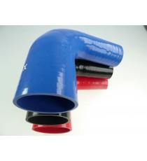 51-76mm - Druckminderer 90 ° Silikon - REDOX