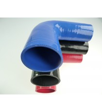 57-70mm - Druckminderer 90 ° Silikon - REDOX