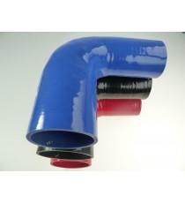 63-76mm - Druckminderer 90 ° Silikon - REDOX