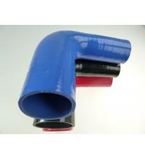 51-70mm - Druckminderer 90 ° Silikon - REDOX