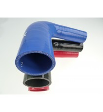 25-45mm - Druckminderer 90 ° Silikon - REDOX