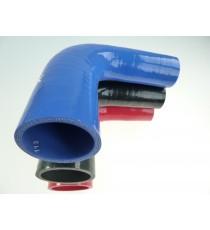 25-38mm - Druckminderer 90 ° Silikon - REDOX