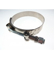 80-85mm - Schlauchschelle Edelstahl W4 Kragen