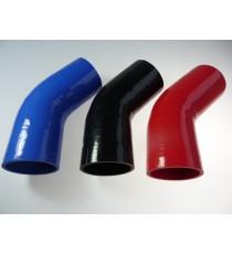102mm - Winkel 45 ° Silikon - REDOX