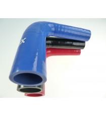 19-38mm - Druckminderer 90 ° Silikon - REDOX