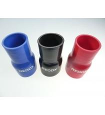 55-60mm - Reducer Recht Silikon - REDOX
