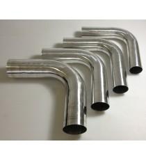 80mm - 90° Bogen Aluminium - REDOX